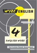 Wyze English Gr. 4 Workbook + Teacher's Memorandum
