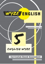 Wyze English Gr. 5 Workbook + Teacher's Memorandum