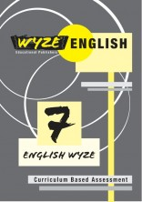 Wyze English Gr. 7 Workbook + Teacher's Memorandum