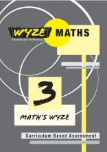 Wyze Maths Gr. 3 Workbook + Teacher's Memorandum