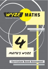 Wyze Maths Gr. 4 Workbook