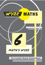 Wyze Maths Gr. 6 Workbook