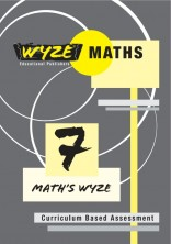 Wyze Maths Gr. 7 Workbook + Teacher's Memorandum